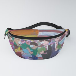 United We Stand Divided We Fall 12: Together Fanny Pack