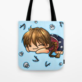 Sleepytime Duo  Tote Bag