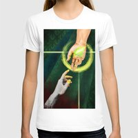 "dragon age T-shirts featuring Dragon Age Inquisition - Hope by Barbara ""Yuhime"" Wyrowińska"