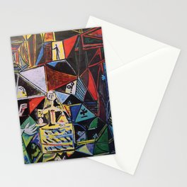 A roughly vectorised and reworked Picasso Stationery Cards