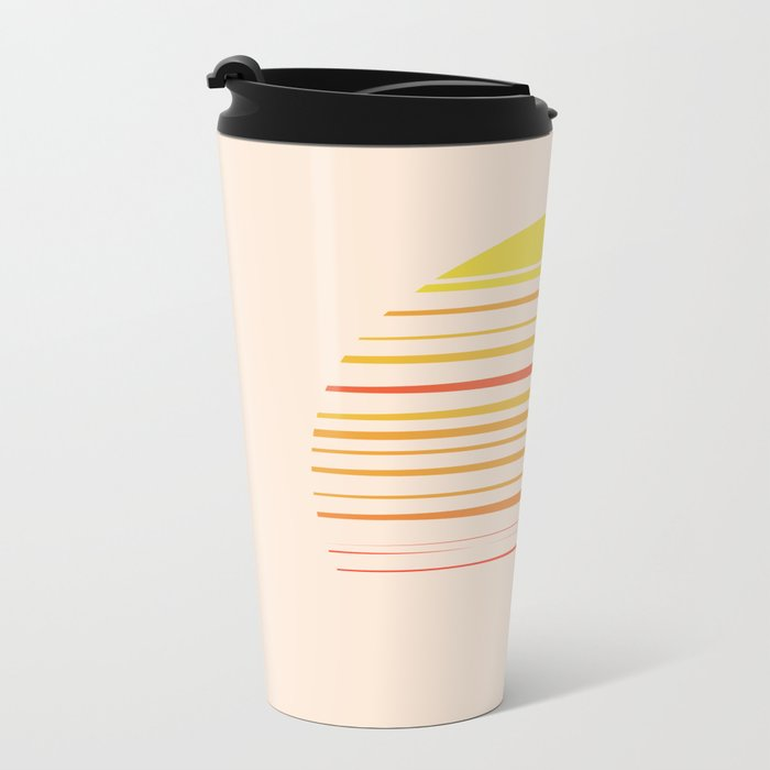 all summer long Metal Travel Mug