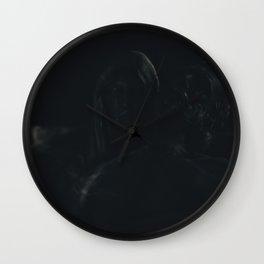 Day 0543 /// Pietà Wall Clock