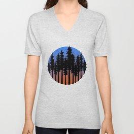 Redwoods Unisex V-Neck