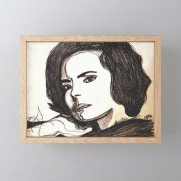 Amalia Framed Mini Art Print