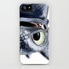 Toothless (Upside Down) iPhone (5, 5s) Slim Case