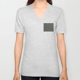 Mid Century Modern Diamonds #2 Unisex V-Neck