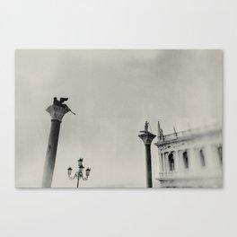 Venice - Study 222 Canvas Print