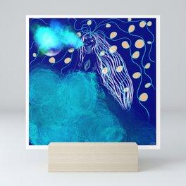 Sea Goddess Mini Art Print