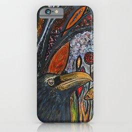 guardian of the past iPhone Case