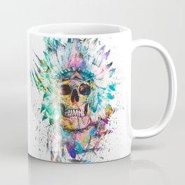 SKULL - WILD SPRIT Coffee Mug