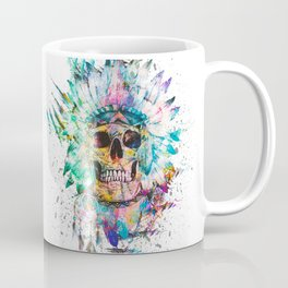 SKULL - WILD SPRIT Coffee Mug