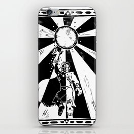 Triforce of Power iPhone Skin