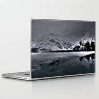 alaska Laptop & iPad Skins featuring Alaska by Chris Root