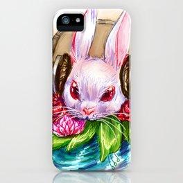 Rabbit Song iPhone Case