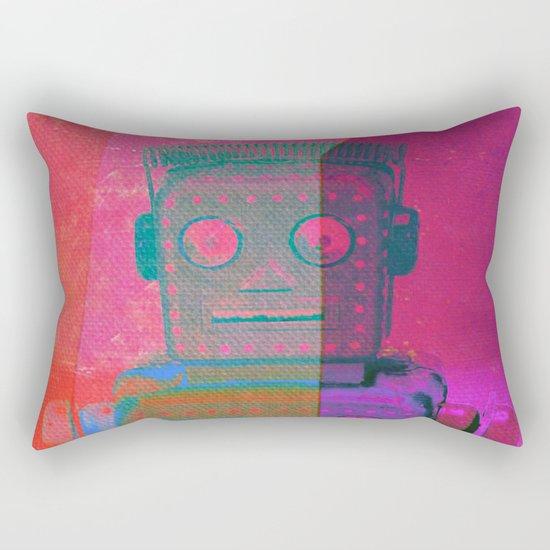 Radioactive Generation 4 Rectangular Pillow