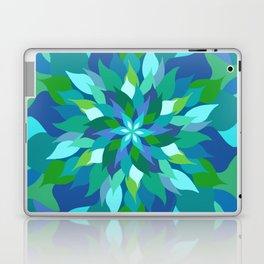 Healing Leaves Laptop & iPad Skin