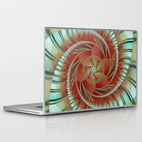 lily Laptop & iPad Skins featuring Lily by Christine baessler