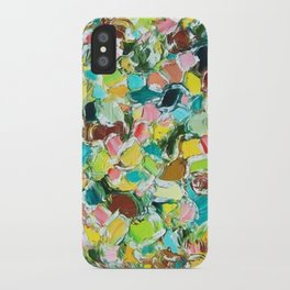 Abstract 87 iPhone Case
