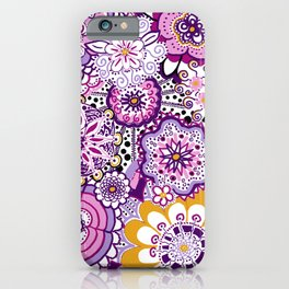 Flower Power! iPhone Case