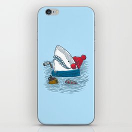 Great White North Shark iPhone Skin