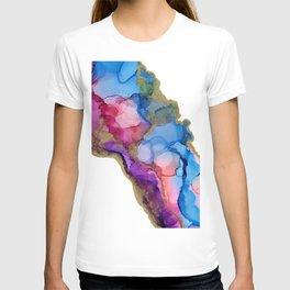 Golden River Flow T-shirt