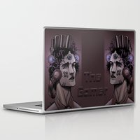 gamer Laptop & iPad Skins featuring Gamer  by Art is Vast