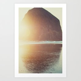 This is where I want to be... Art Print