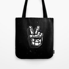 Peacebot Tote Bag