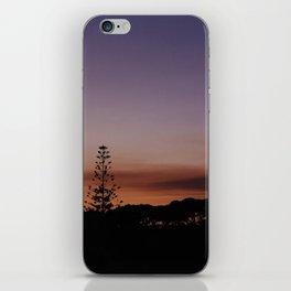 Sunset In Portugal iPhone Skin
