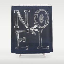 NOEL Shower Curtain