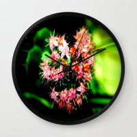 cacti Wall Clocks featuring Cacti by Chris' Landscape Images & Designs