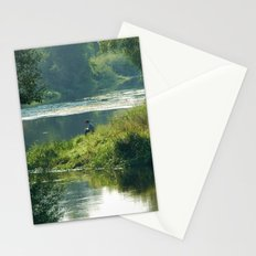 Talking to the Nature Stationery Cards