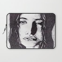 ??? Girl Laptop Sleeve