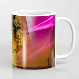 China Art Pearl Tower Coffee Mug