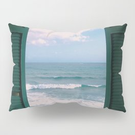 Atlantic Morning Pillow Sham