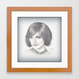 Alice Cullen Framed Art Print