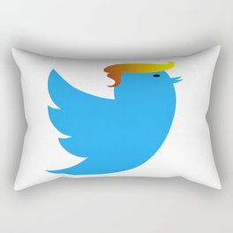 #notmypresident Rectangular Pillow