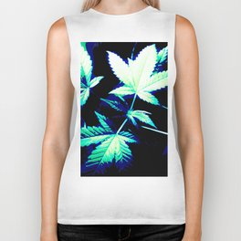 DaPlant - Ultra - by Green Rush Collective Biker Tank