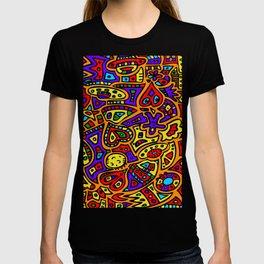 Abstract #416 T-shirt