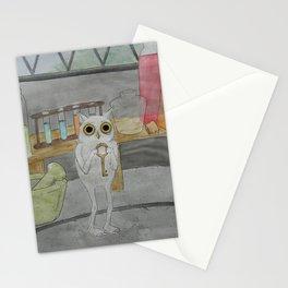 Key Keeper Stationery Cards