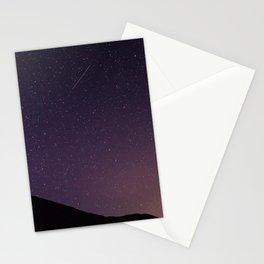 Teide by Night Skies Stationery Cards