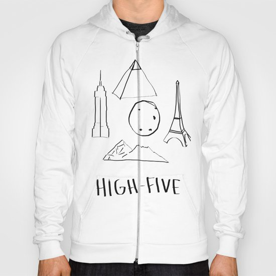space is everything Hoody
