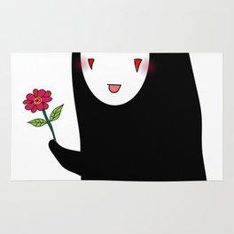 Kaonashi : Be My Valentine Rug