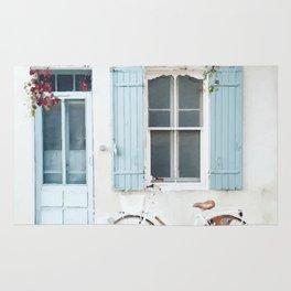 Pastel house Rug