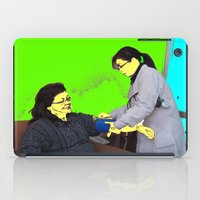 doctor iPad Cases featuring Doctor by lookiz