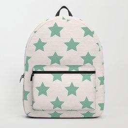 Mint Flavor Stars Backpack
