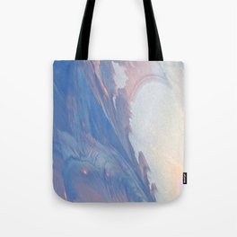 New Ice Light One Tote Bag