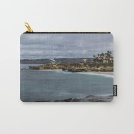 Casa and Wipeout Beaches, La Jolla, California Carry-All Pouch