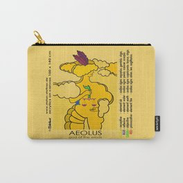 AEOLUS (god of the winds) Carry-All Pouch