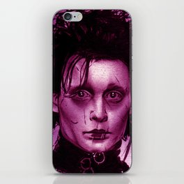 Edward iPhone Skin